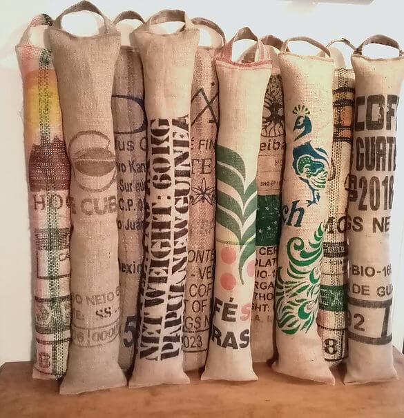 Makoha - sac de café en toile de jute
