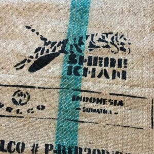 Sac de café en jute Sher Kahn