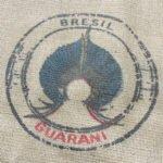 Makoha - sac en toile de jute et synthétique café Guarani