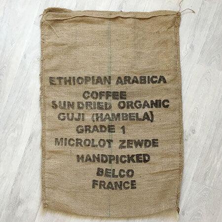Makoha - sac toile de café Zewde