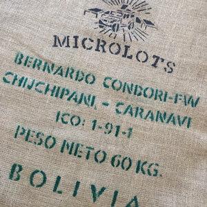 Makoha - sac de café en toile de jute Caravani