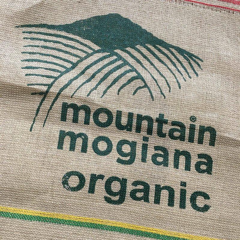 Sac café jute synthétique Moutain Mogiana