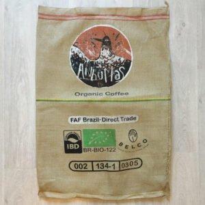 Makoha - sac de café en jute et synthétique Anhumas - avant