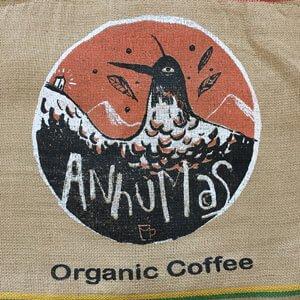 Makoha - sac de café en jute et synthétique Anhumas