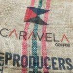 Sac en sisal café Caravela