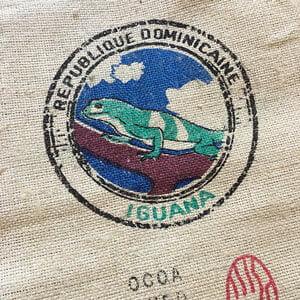 Makoha - sac en sisal café Iguana