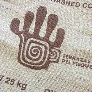 Sac sisal café Terrazas del Pisque