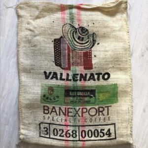 Sac sisal café Vallenao - face avant