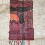 Makoha - Sac en sisal café Winy