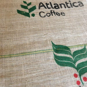 Makoha - sac en toile de jute Atlantica Coffee