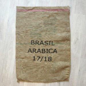 Makoha - Sacs de café en jute café Brasil Arabica - avant