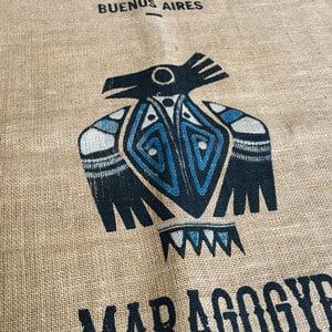 Makoha - sac en toile de jute Buenos Aires Maragogype