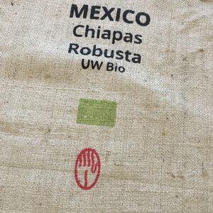 Sac toile de jute café Chiapas