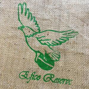 oha - Sac en toile de jute café Efico Reserve