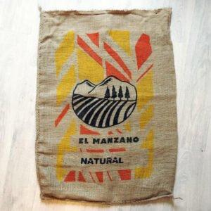 Makoha - sac de café en sisal Odyssey 2022 - avant
