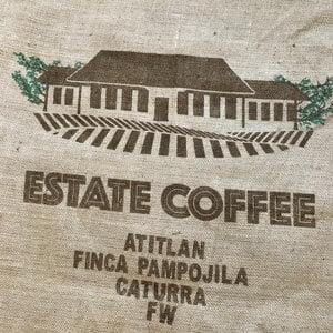 Makoha - Sac en toile de jute café Estate Coffee