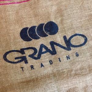 Sac toile de jute café Grano Trading