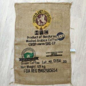 Makoha - sac en toile de jute Café Las Mercedes - avant