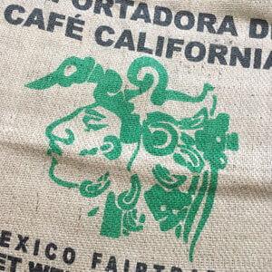 Makoha - sac en toile de jute café Mexico Fairtrade