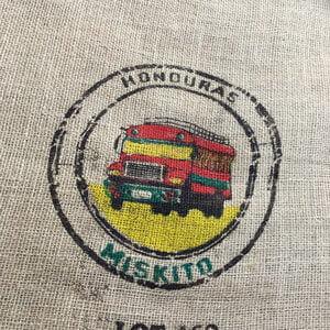 Sac en toile de jute café Miskito