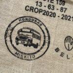 Makoha - sac en toile de jute café Miskito Noir