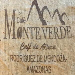 Makoha - sac en toile de jute café Monteverde