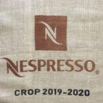Makoha - sac en toile de jute café Nespresso