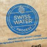 Makoha - sac de café en toile de jute Swiss Water