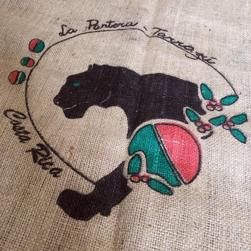 Sac de café La Pantera