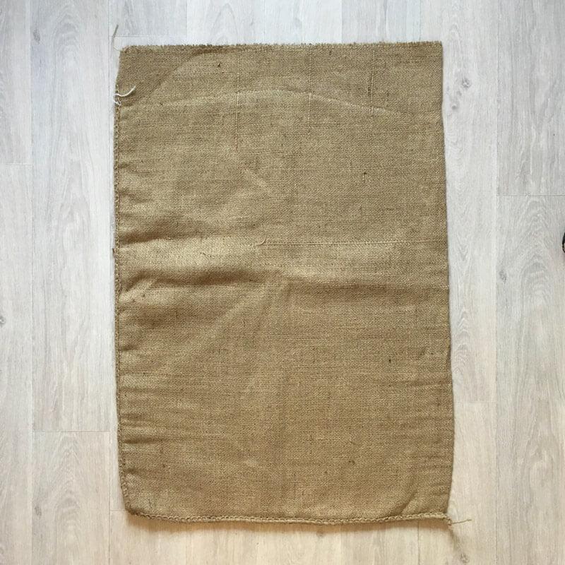 Makoha - sac en toile de jute Café Cubano - arrière