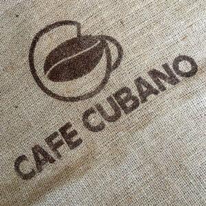 Makoha - sac en toile de jute Café Cubano